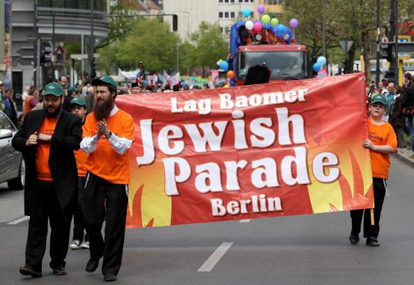 Minority Groups「Lag BaOmer Celebrations In Berlin」:写真・画像(6)[壁紙.com]
