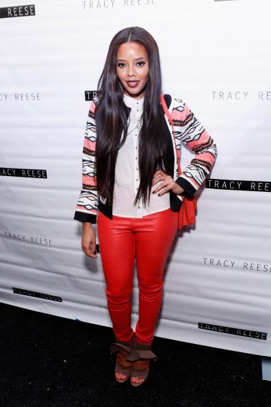 Shoulder Bag「Tracy Reese - Backstage- Fall 2013 Mercedes-Benz Fashion Week」:写真・画像(17)[壁紙.com]