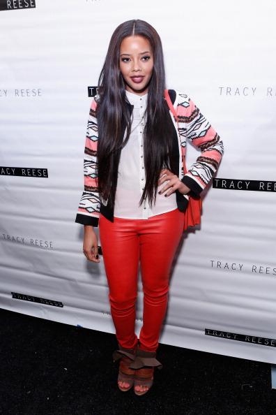 Shoulder Bag「Tracy Reese - Backstage- Fall 2013 Mercedes-Benz Fashion Week」:写真・画像(16)[壁紙.com]