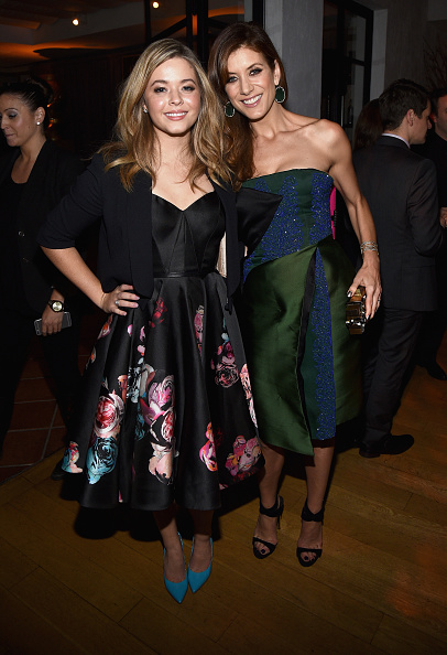 Rectangle「The HFPA And InStyle Celebrate The 2015 Golden Globe Award Season And Miss Golden Globe」:写真・画像(12)[壁紙.com]
