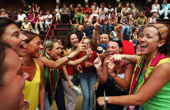 Tuscany「Siena's Contrade Prepare For Annual Palio Horserace」:写真・画像(11)[壁紙.com]