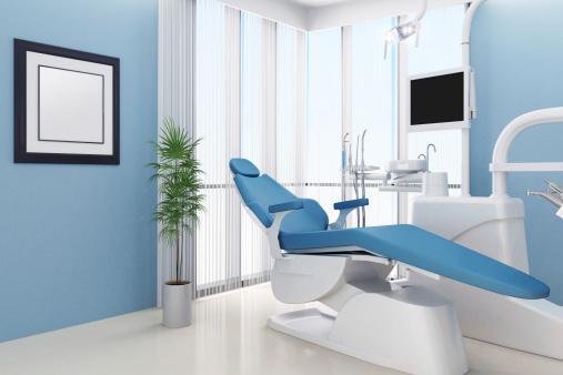 Anthropomorphic Smiley Face「Dentist Office」:スマホ壁紙(8)