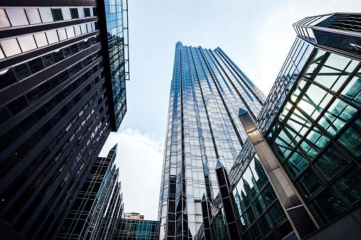 Financial District「City Downtown - Pittsburgh, PA」:スマホ壁紙(16)