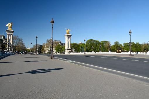Boulevard「Pont Alexandre III in Paris, France」:スマホ壁紙(19)