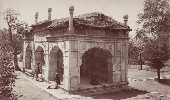 庭園「Bagh-e Babur」:写真・画像(7)[壁紙.com]