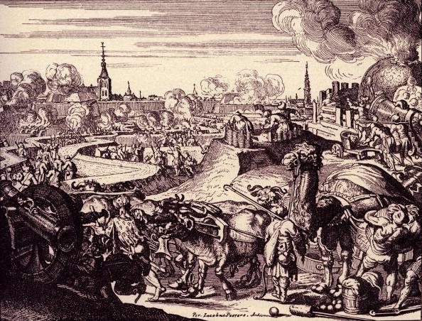 17th Century「Turkish camp outside Vienna -」:写真・画像(2)[壁紙.com]