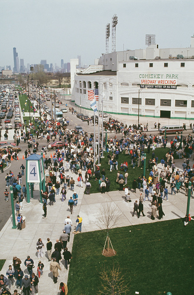 Stadium「Comiskey Park」:写真・画像(5)[壁紙.com]