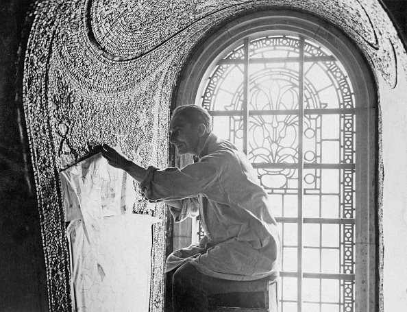 Basil「Gilded Mosaics In The Lady Chapel, Westminster Cathedral」:写真・画像(5)[壁紙.com]