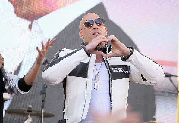 "Hand「REVOLT Live Hosts An Exclusive ""Furious 7"" Concert At Hollywood Studio」:写真・画像(15)[壁紙.com]"