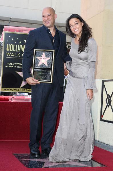 Walk Of Fame「Vin Diesel Honored On The Hollywood Walk Of Fame」:写真・画像(10)[壁紙.com]