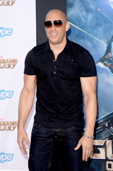 """Awe「Premiere Of Marvel's """"Guardians Of The Galaxy"""" - Arrivals」:写真・画像(1)[壁紙.com]"""