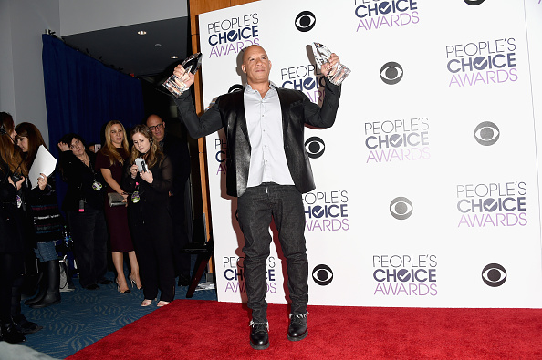 Action Movie「People's Choice Awards 2016 - Press Room」:写真・画像(4)[壁紙.com]