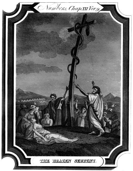 Israelite「The Brazen Serpent」:写真・画像(19)[壁紙.com]