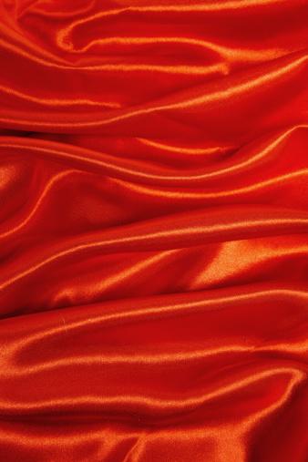 Moire「Red silk」:スマホ壁紙(13)