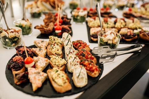 Choosing「Wedding banquet meal」:スマホ壁紙(14)