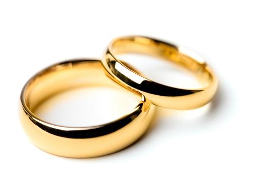 結婚「ウェディングのバンド」:スマホ壁紙(9)