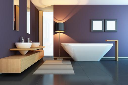 Health Spa「Modern Bathroom」:スマホ壁紙(7)