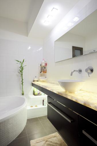 Feng Shui「Modern Bathroom」:スマホ壁紙(18)