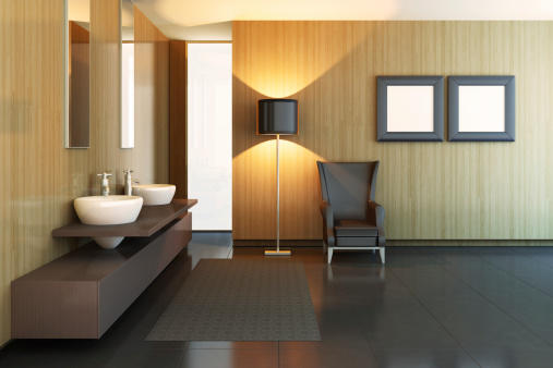Health Spa「Modern Bathroom」:スマホ壁紙(5)