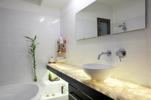 Feng Shui「Modern Bathroom」:スマホ壁紙(8)