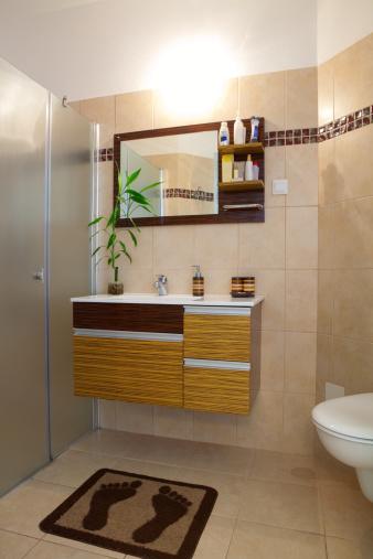 Feng Shui「Modern Bathroom」:スマホ壁紙(2)
