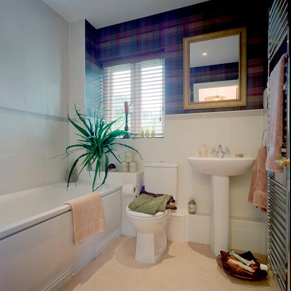 Toilet「Modern bathroom.」:写真・画像(12)[壁紙.com]