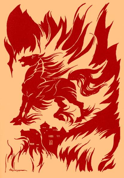 Horror「'Metzengerstein' by Edgar Allan Poe」:写真・画像(7)[壁紙.com]