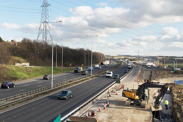 Finance and Economy「Junction upgrade of A2 near Bean, Kent, UK」:写真・画像(3)[壁紙.com]