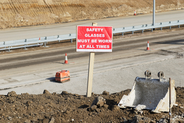 Occupational Safety And Health「Junction upgrade of A2 near Bean, Kent, UK」:写真・画像(3)[壁紙.com]