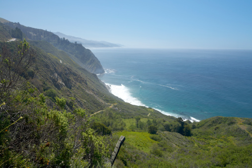 Big Sur「The coast of Big Sur, California.」:スマホ壁紙(10)