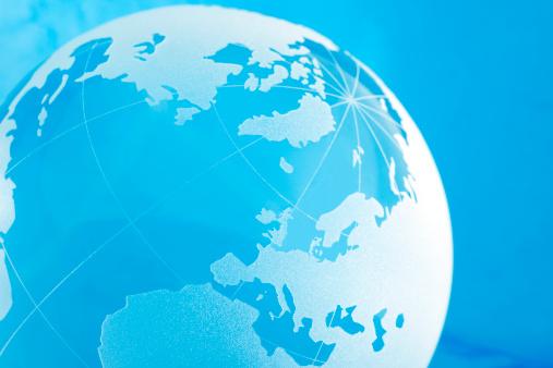 Planet Earth「Blue Earth - Glass Globe」:スマホ壁紙(10)