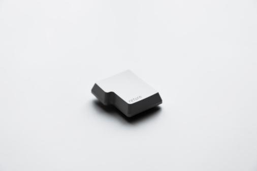 英字「Return key of computer keyboard」:スマホ壁紙(9)