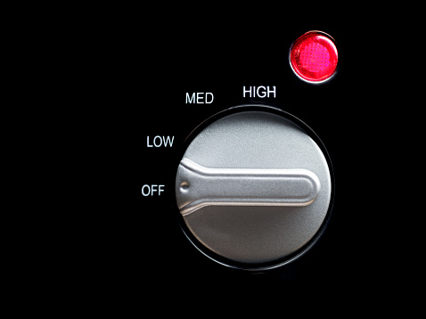 Electric Heater「Heater thermostat off」:スマホ壁紙(16)