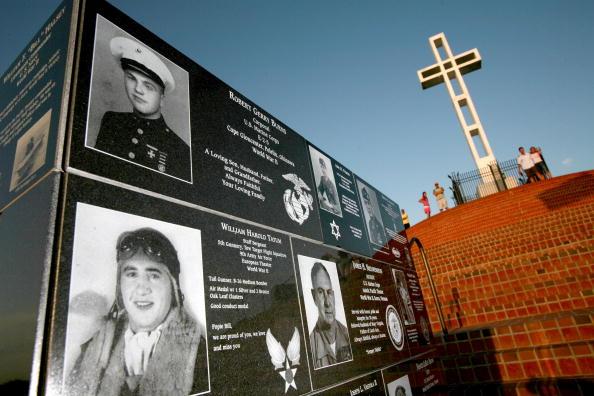 Mountain「High Court Intervenes In Dispute Over San Diego Cross」:写真・画像(3)[壁紙.com]