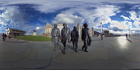 自然・風景「Beatles Still Good For Business In Their Home Town」:写真・画像(11)[壁紙.com]
