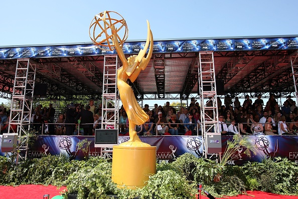 エミー賞「59th Annual Emmy Awards - Arrivals」:写真・画像(3)[壁紙.com]