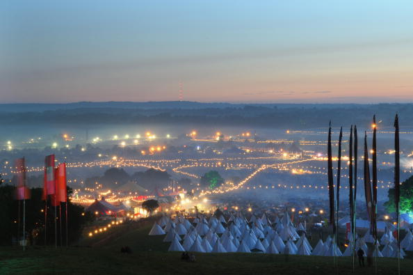 Glastonbury Festival「Glastonbury Festival 2009 - Day 4」:写真・画像(7)[壁紙.com]