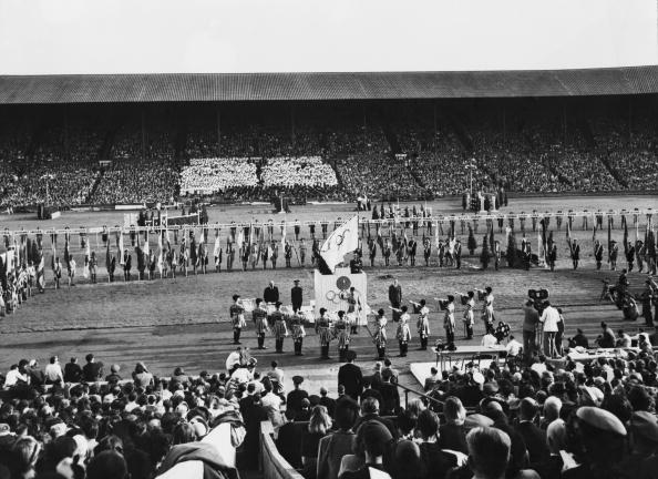 Stadium「Olympic Closing Ceremony」:写真・画像(3)[壁紙.com]