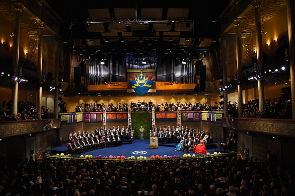 式典「Nobel Prize Awards Ceremony 2014, Stockholm」:写真・画像(18)[壁紙.com]