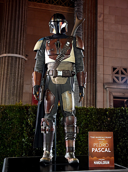 "The Mandalorian - TV Show「Premiere And Q & A For ""The Mandalorian""」:写真・画像(3)[壁紙.com]"