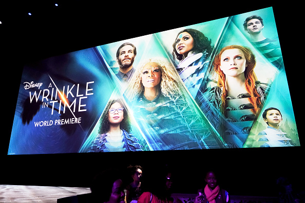 A Wrinkle in Time「World Premiere of Disney's 'A Wrinkle In Time'」:写真・画像(4)[壁紙.com]