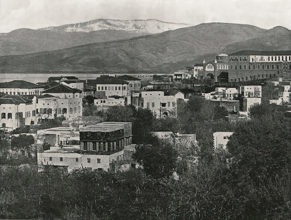 Cityscape「View Of The City With Mount Lebanon」:写真・画像(7)[壁紙.com]