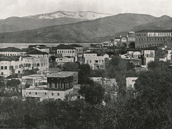 風景「View Of The City With Mount Lebanon」:写真・画像(5)[壁紙.com]