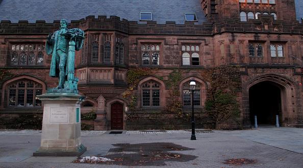 University「Statute of John Witherspoon At Princeton University」:写真・画像(13)[壁紙.com]