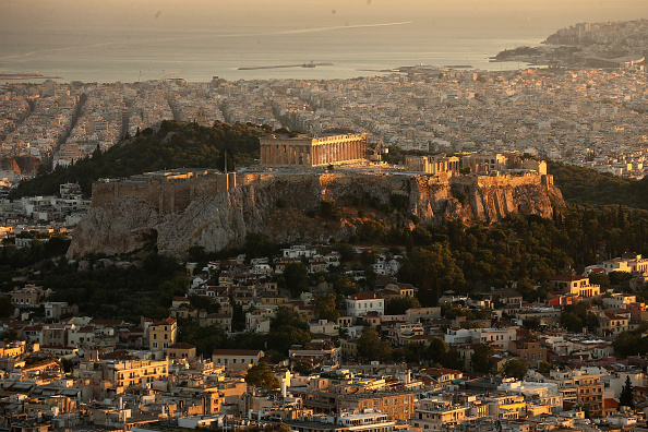 Athens - Greece「Greece Facing Uncertain Future After Rejecting EU Proposals」:写真・画像(0)[壁紙.com]