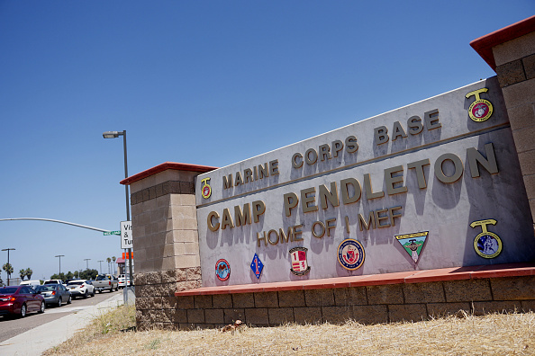 Camp Pendleton「16 Marines Arrested At Camp Pendleton On Charges Of Human Smuggling And Drugs」:写真・画像(2)[壁紙.com]