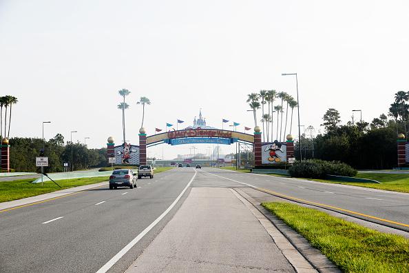 Magic Kingdom「Disney Reopens Its Magic Kingdom and Animal Kingdom Parks」:写真・画像(0)[壁紙.com]