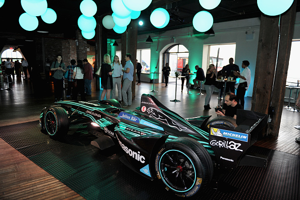 Borough - District Type「Jaguar Formula E RE:Charge Event」:写真・画像(10)[壁紙.com]