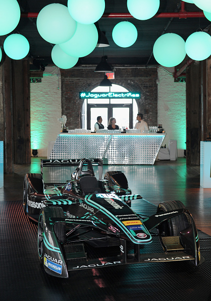 Borough - District Type「Jaguar Formula E RE:Charge Event」:写真・画像(9)[壁紙.com]