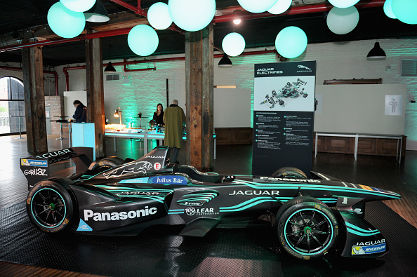 Borough - District Type「Jaguar Formula E RE:Charge Event」:写真・画像(11)[壁紙.com]